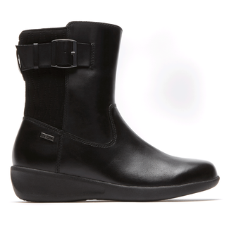LindaLancaster Waterproof Linda Side Zip Boot